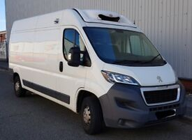Chilled Van Peugeot BOXER 2015 very good condition