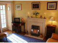 Charming, sunny, historic one bedroom Festival flat in the heart of Old Town
