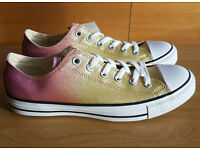 Beautiful Converse All Stars - brand new, never been worn - size 8