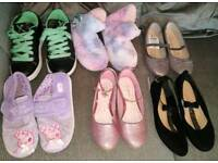 Shoes/Slippers /Heelies - Sizes 13-3