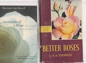 Books on Roses - 4 Books Parramatta Park Cairns City Preview
