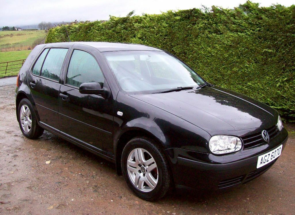 2003 volkswagen golf match 1 9 pd tdi se 100ps long mot fsh leon a3 focus 207 astra bora. Black Bedroom Furniture Sets. Home Design Ideas