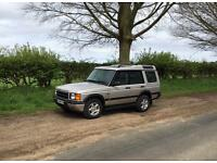 Landrover discovery es auto 7seat