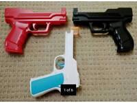 Nintendo Wii/Wii U Light Gun Bundle.