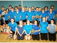 Cardiff Korfball - Join a new sports team: keep active & fit whilst making new friends!