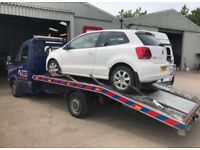 VEHICLE BREAKDOWN, TRANSPORT, RECOVERY, ACCIDENT DAMAGED, BATTERY PROBLEMS, 4X4's, CARS, HEAVY PLANT