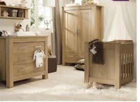 Immaculate like new stunning baby style nursary furniture set