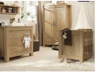 Immaculate fantastic like new stunning baby style nursary furniture set