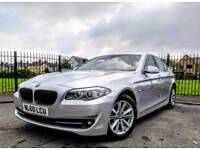 BMW 5 Series 520d SE, bhp 184. Model F10. YEAR 2010, Warranted Low Mileage