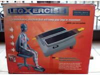 TREADMILL Foot and Leg exerciser MOTORISED