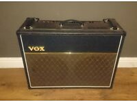 Vox AC30 C2 celestian greenback plus footswitch