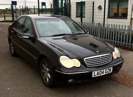 Mercedes C320 Auto Fully Loaded