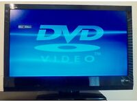 SONY KDL-22BX20D DIGITAL TV /DVD