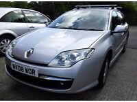 RENAULT LAGUNA ESTATE 2.0 DCI EXPRESSION NEW SHAPE