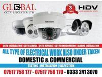 CCTV & ELECTRICIAL Installation