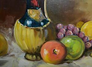 """28""""X16"""" PAINTING OIL ON CANVAS SIGNED FROM Wallack Galleries. Gatineau Ottawa / Gatineau Area image 2"""