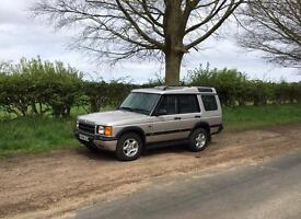 Landrover discovery td5 es 7 seat