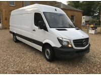 Man and Van House Move + Furniture Removals Service - Van with Driver Hire