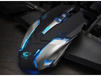 Wireless mouse bargain LED