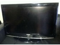 Large wide screen Samsung TV in perfect condition