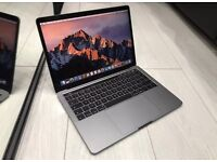 MacBook Pro 13 inch with touchbar 2016 APPLECARE INCLUDED