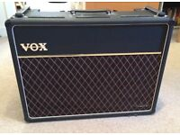 VOX AC30 [1964/5] Vibro Trem Top Boost