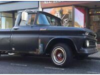 1962 Chevrolet C10 Fleetside