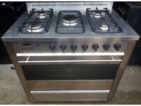 Bernstein 90cm dual fuel cooker - FREE DELIVERY