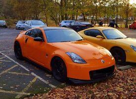 Nissan 350z Vortech Supercharged *400+bhp* (GTR 370z sti evo)