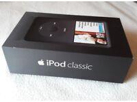 IPod Black 80GB classic