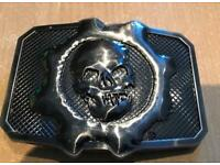 Gears of Bar Belt Buckle
