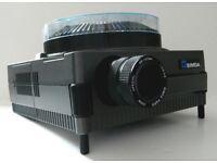 SIMDA slide projector, Type 3215/2.