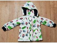 Boys Fisherman's Designer Coat by His Nibs Age 1-2