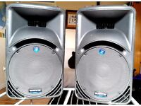 Mackie C300Z pair PA Speakers in good condition