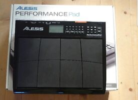 For sale Alesis Performance Pad Electronic Drum Kit Pads