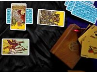 Tarot card reader in Glasgow & Edinburgh