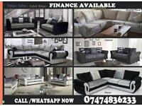 FABRIC/LEATHER RECLINER /CRUSHVELVET/3 SEATER/2 SEATER/3+2 SEATER/ AVAILABLE ON INSTALLMENTS uIn