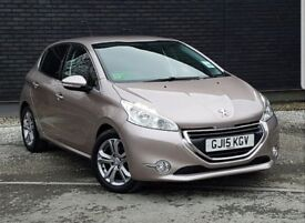 Peugeot 208 (3 years old)
