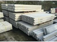 🌲 Concrete Fencing Posts ~ New ~ Various Sizes