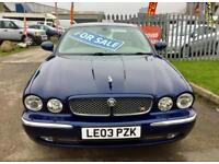 Fantastic Condition -Jaguar 4.2 XJR Supercharged V8 - Stunning Colour - Full Service History
