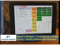 EPOS System Full Setup, Delivery and Training On Site BASED LOCAL || LIFETIME SOFTWARE LICENSE