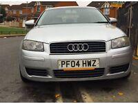 2004 Audi A3 Special Edition 1.6 Petrol 3 Door