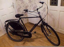 Dutchie Dapper Men's 8-speed Town/City Bike (as new)