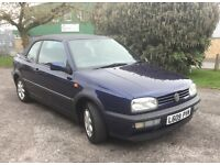 1994 Volkswagon Golf Cabrro convertible ( a 24 year old classic)