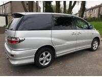 Estima,Previa 8 Seater Auto Duel Fuel, LPG better then Verso,Touran,Sharan,Galaxy,Alhambra