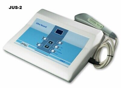 New 13 Mhz Frequency Ultrasound Therapy Unit Dual Frequency Unit 1 Mhz And 3mhz