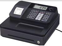 Casio SE-G1SD Cash Register Black Till - NEW