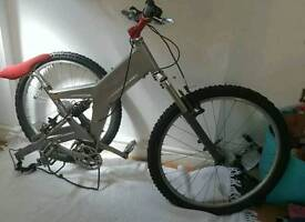 Marin quake downhill bike for sale