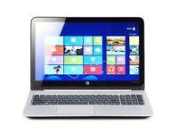 HP envy TouchSmart i5 QUAD CORE 6GB RAM 500GB SSHD Touch Screen Glass touchpad Beats Audio Window 10