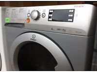 Indesit INNEX - Silver , 8KG , 1400, A Class WASHER DRYER + 3 Months Guarantee + FREE LOCAL DELIVERY
